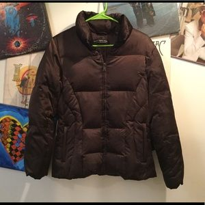 MARC NEW YORK QUILTED DOWN JACKET SZ S